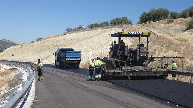 Fotos de construccion de carreteras