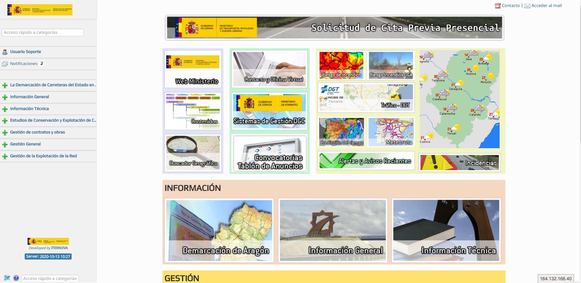 Sistema BIM de Gestión de Infraestructuras de ITERNOVA